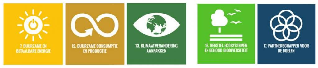 Neem deel aan onze kennissessie tijdens SDG Action Day op 24 september, Giesbers