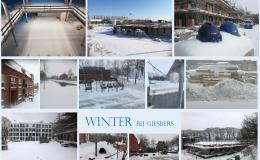 Winter Wonderland op onze bouwplaatsen, Giesbers