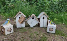 'Huisjes met een verhaal' voor VvE Sylva's Bos, Giesbers
