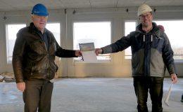 OBC Elst eerste middelbare school met materialenpaspoort, Giesbers