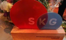 Giesbers ziet winnen Publieksprijs SKG Award als podium voor verdere verduurzaming, Giesbers