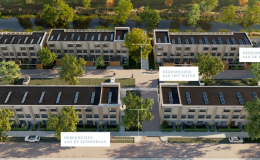 Uitdagende transformatie-opgave Edisonkwartier, Giesbers