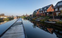 Ambitie waargemaakt: 'Wonen in de Watertuin' GPR-gecertificeerd, Giesbers